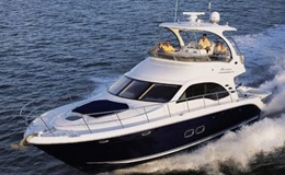 YACHT SEARAY 52